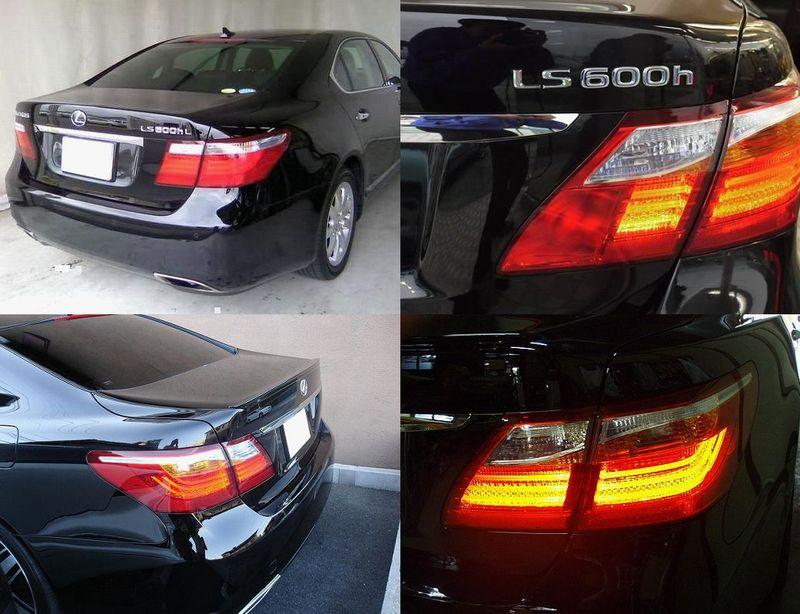新型レクサス LS600 完全外装キット!!