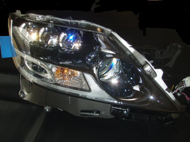 新型レクサス LS600 フロント外装キット!!